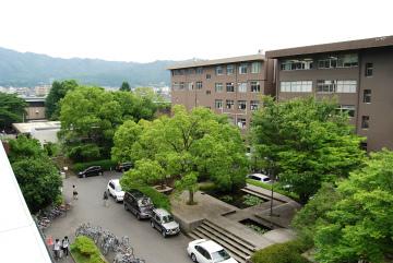 図書館 繊維 大学 京都 工芸